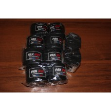 Бинт эластичный черный 4.5м PR-B1-45