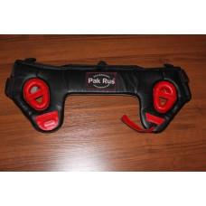 Шлем боевой для бокса черный PR-1279-2