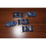 Бинт эластичный синий 4м PR-B1-4
